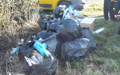 Two fined for flytip offences