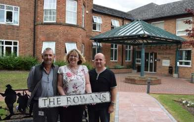 rowans,countesthorpe,sign