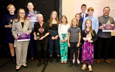Blaby District honours sporting superstars