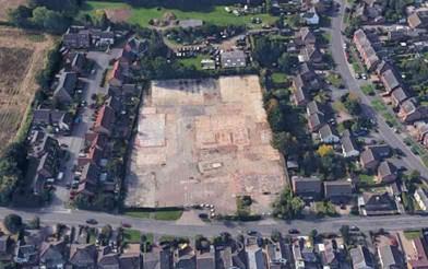 Littlethorpe site of former Depot